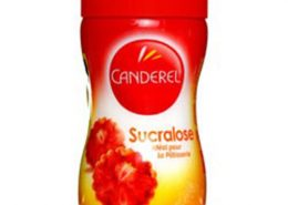 پودر شیرین کننده کم کالری بر پایه سوکرالوز